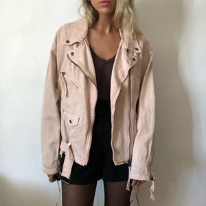 {Free People} NWT oversized jacket